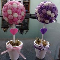Topiarios-arbolitos,souvenirs, Centros De Mesa