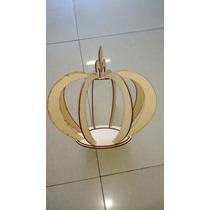 Corona Para Centro De Mesas Y Suvenirs