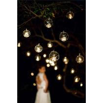 Luz Led Blanca O Multicolor Eventos Globo Cotillón Luminoso