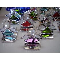 Angelitos Mini Vitraux Souvenirs