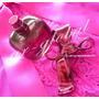 40 Souvenir Rici Moño Nombre Fecha Souvenir Perfume Frasco