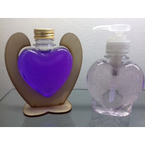 Envase Jabon Liquido Manos Difusor Body Spa Souvenir Perfume