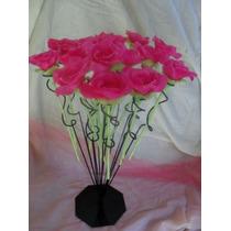 15 Rosas Para Ceremonia De Velas Con Atril