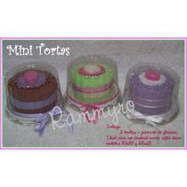 Souvenirs Mini Tortas De Toalla + Jabon De Glicerina