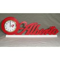 Souvenirs Reloj Personalizados(15 Años, Bautismos,cumpleaños