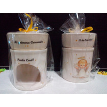 Souvenirs Hornillos Dobles Personalizados
