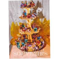 50 Perfumes Souvenirs 15 Años Bautismo Cumple Evento Regalos