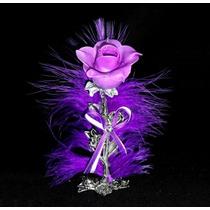 Souvenirs Con Rosa Para 15 Años Bodas