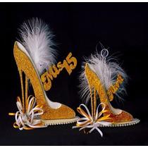 Souvenir 15 Años Zapato