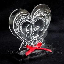 Corazón De Cristal Souvenir