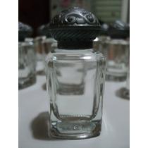 10 Envases, Frasco De Vidrio, Perfume Fino, Souvenirs