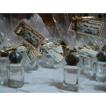 Souvenirs Perfume Símil, En Vidrio,¡regalo Día De La Madre!