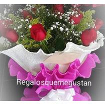 Oso Peluche Gigante+tarjeta Regalo+flores,envios O Retiros