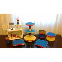 Porta Cupcakes Torre Princesas Blanca Nieves