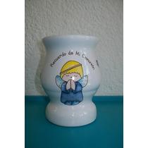 Mates De Ceramica Comunion Souvenirsx10