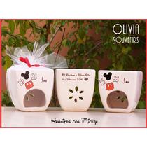 Hornitos Souvenirs Personalizados Cumpleaños Bautismos 15