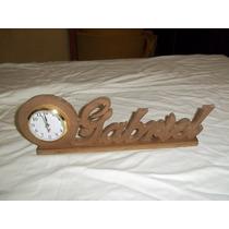 Souvenirs Reloj Personalizados Con Nombre