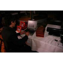 Unidad Móvil De Impresión . Fotos Del Evento En El Acto !!!!