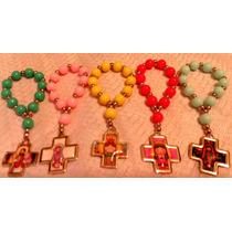 Denarios Comunión,bautismo Nacimientos Souvenirs Cruz Porfi