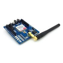 Arduino Gsm Shield Celular Gprs Simcom Sim900 Icomsat Antena