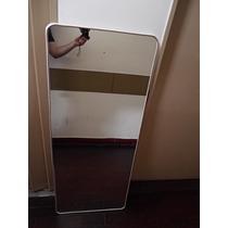 Espejos Retangulares Con Viñeta De Oro A Solo $1000 C/u