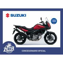 Suzuki Vstrom 650a 0km 2016 Zeta Motos