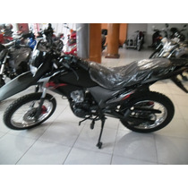 Moto Zanella Zr 150 En Duro 0km 100% Financiada......