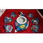 Juego De Te Antiguo De Finisima Porcelana Para Niñas 1 Joya