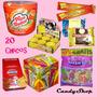 Combo .de Golosinas .para 20 Chicos Candybar