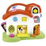 Kidsmart Granja Peek-a-boo Juguete Didactico Para Bebes
