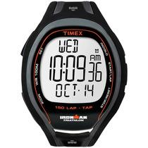 Reloj Timex Ironman T5k253 T5k254 Cron Tapscreen 150lap 100m