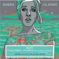 Andres Calamaro Bohemia Cd + Dvd Oferta Los Rodriguez