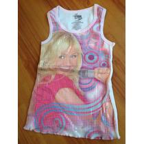 # Remera Hannah Montana Importada Usa Talle 4 #