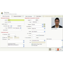 Software De Gestión Para Gimnasios Y Control De Acceso