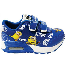 Zapatillas Disney Air Minions Velcro - Ver Descripcion