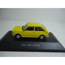 Fiat 147 1979 1/43 Ixo Altaya Collecion Brasil