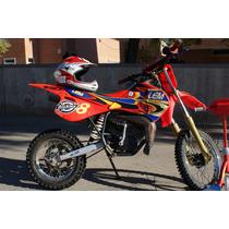 Moto De Cros Lem 50cc