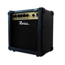Amplificador De Guitarra Ross 10watts Flash Musical Tigre!
