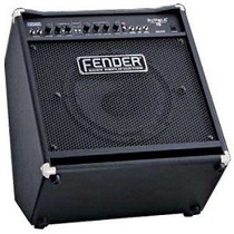 Amplificador P/bajo Fender Rumble 75w Con Overdrive Cd Mp3