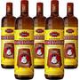 Cachaca Velho Barreiro Botella De Litro Importada De Brazil