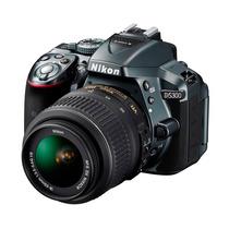 Rosario Camara Reflex Nikon D5300 Kit Af-s Dx 18-55 Vr Ii