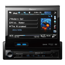 Stereo Pioneer Avh X7750bt,pantalla Tactil 7 Usb Bluetooth