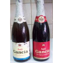 Botellas Asti Gancia