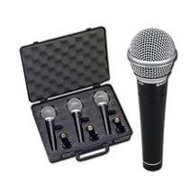 Kit Samson R21 Microfonos Con Estuche Y Pipetas