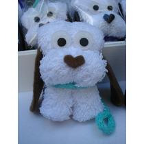 Souvenir Infantil Perro Toalla X10 Unidades! Bautismos Y Más