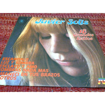 Disco De Javier Solis 18 Grandes Exitos