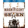 Blu-ray The Magnificent Seven / Los 7 Magnificos / 4 Films