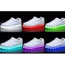 Zapatillas Luz Led , Super Promo , Envios A Todo El Pais