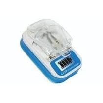Cargador Externo De Bateria Celulares Mp3 Lcd Usb En Caseros