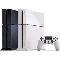 Sony Playstation 4 Ps4 500gb+joystick Dualshock+hdmi Y Gtía.